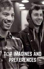 twenty one pilots imagines and preferences by _kadzyoung225_