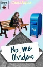 No Me Olvides #2 by CamiAqua