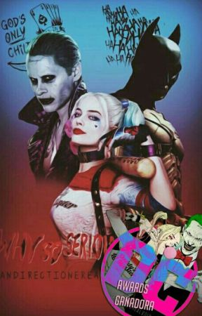 Why So Serious? ||Harley, Batman & Joker|| #carrotawards2017  by AndirectioneReader