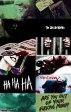 joker imagines  by christinaleighh