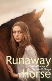 Runaway Horse by sparkybark17