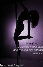 002. Club // imagine series by twerkforquinn