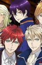 Dance With Devils: Seven Minutes In Heaven by Enderchick12