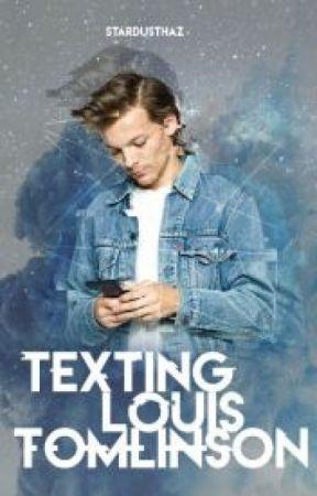 """Texting"" Louis tomlison {Italian translation} by AntonioImputato"