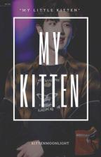My kitten  by KittyGot7lover