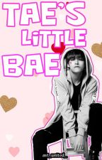 Tae's Little Bae by av1united
