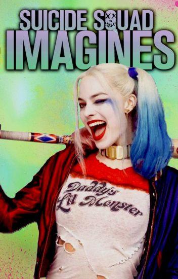 Suicide Squad Imagines