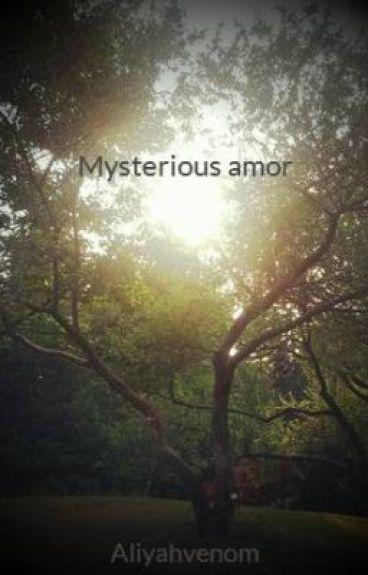Mysterious amor by Aliyahvenom