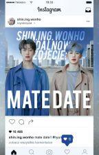 mate date #hyungwonho by rzycierzycie