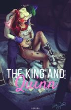 The King and... Quinn by Sapphire_Lady_