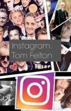Instagram. Tom Felton by SalmaMedina_