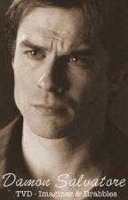 Damon Salvatore - The Vampire Diaries Imagines & Drabbles by showandwrite
