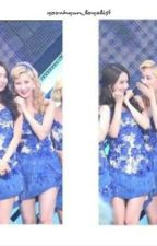 [Short Fic] [YoonHyun] My Eyes Only Look At You   by Jei_Black
