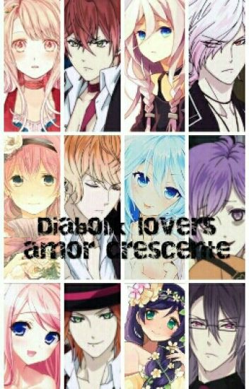 Diabolik lovers amor crescente