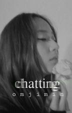 chatting ;  om jimin by peekachoow
