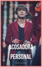 Acosadora Personal |Chat; Kim Taehyung & Tu| [#2] by Nalguitas_Park