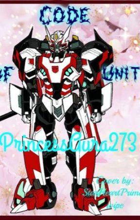 Code of Unity ( A Drift X OC Fanfic) by PrincessAura273