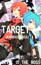 Target  by eevee_is_the_boss