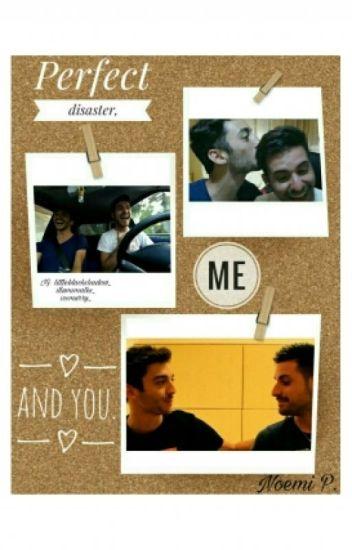 Perfect disaster, me and you. ||Murrytek.