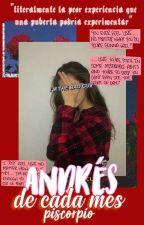 #Enedición✋. Andrés...de cada mes [PiscisxEscorpio] by jime-xD