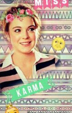 Miss Karma by AlessssssXD