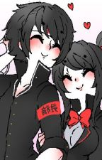 Working Together {Budo x Ayano - aka: Yandere~Chan} by saturday-ink