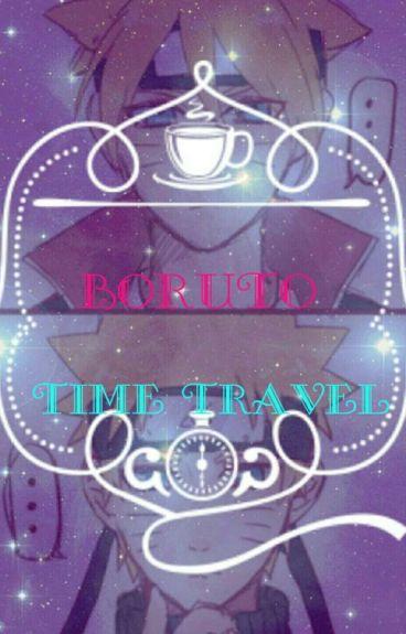BORUTO TIME TRAVEL