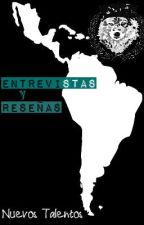 Libro de entrevistas. by NuevosTalentos3