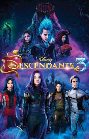 Descendants Preferences - 12) They See You Cry For The First