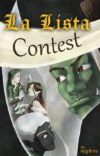La Lista Contest by GiovanniCacioppo
