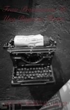Frasi Promemoria Di Una Ragazza Ferita. by MYBLACKWORLD_222