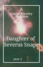 Daughter of Severus Snape    George Weasley by cutelahey
