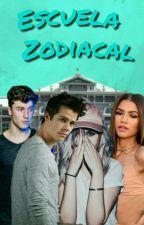 Escuela Zodiacal by -Dekx-