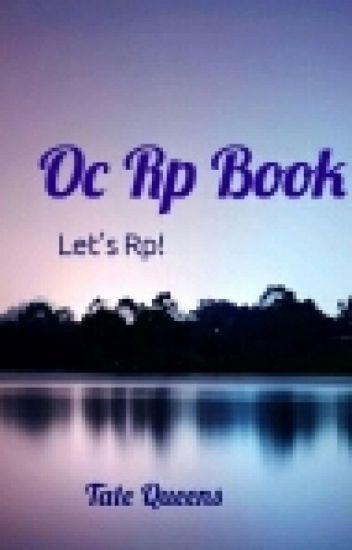 My Oc RP Book