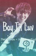 Boy In Luv ;; Pjm x Jjk by xKEIKOx