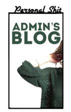 Admin's Blog  by SabineWren05