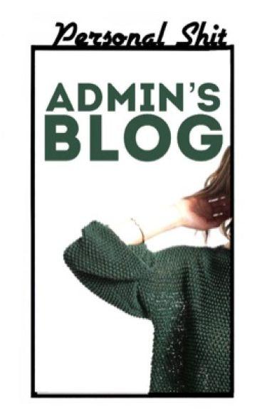Admin's Blog