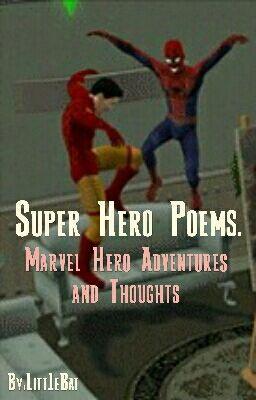 Outstanding Super Hero Poems Deadpools Poem Wattpad Personalised Birthday Cards Cominlily Jamesorg