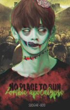 No place to run ✏ v.k - y.m ✏ zombie apocalypse AU by soogar-boo