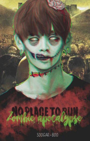 No place to run ✏ v.k - y.m ✏ zombie apocalypse AU