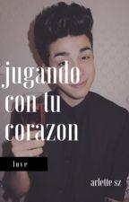 Jugando Con Tu Corazon (Mario Bautista & (Th) ) by ArletteDriver