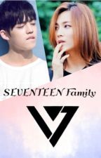 SEVENTEEN Family  by ironman0789