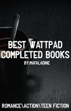 Best Completed Book Review by Mafaladine