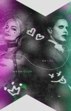 The Joker and Harley Quinn {The King & His Queen} by UltimateFandomQueen