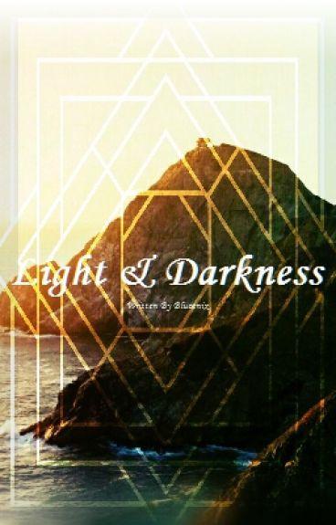 Light & Darkness - Aaron × Reader   Slow Updates