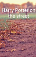 Harry Potter on the street by Stjernepus
