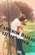 Cameron Dallas little sister by birlem_magcon01