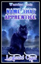 Warrior Cats Name That Apprentice! by legendclan