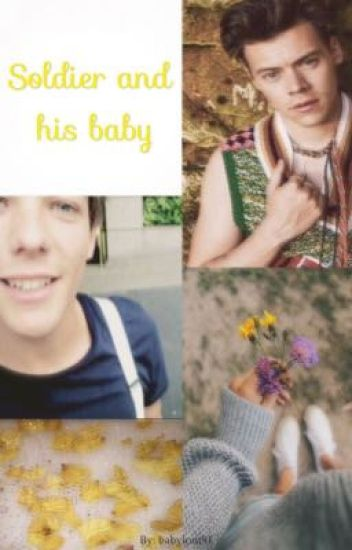 Soldier and his baby || l.s