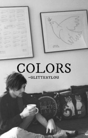colors / larry au